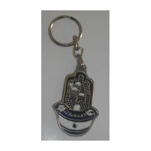 Porte clés Jerusalem Hamsa