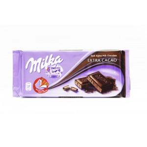 Sombre alpin chocolat au lait