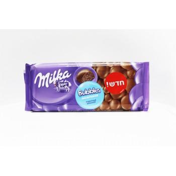 Boules de chocolat au lait des Alpes