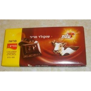 Tablette de Chocolat noir Casher