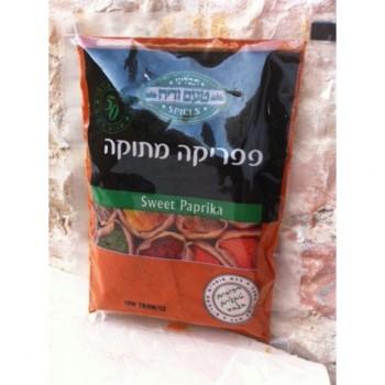 Paprika doux en poudre Casher 100 gr