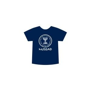 T-shirt Mossad Israel