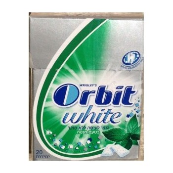 Orbit Chewing gum Spearmint flavor