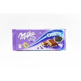Alpine chocolat au lait & Oreo