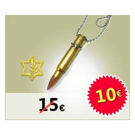 Army gun bullet M16  (Tzahal) paratrooper