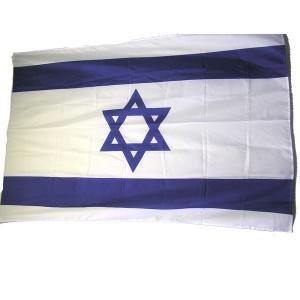 Bandera de Israel grande
