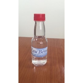 Holy water from the holy land Jerusalem