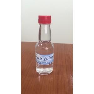 Agua bendita de tierra santa