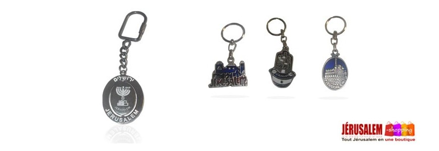Porte clés Jerusalem